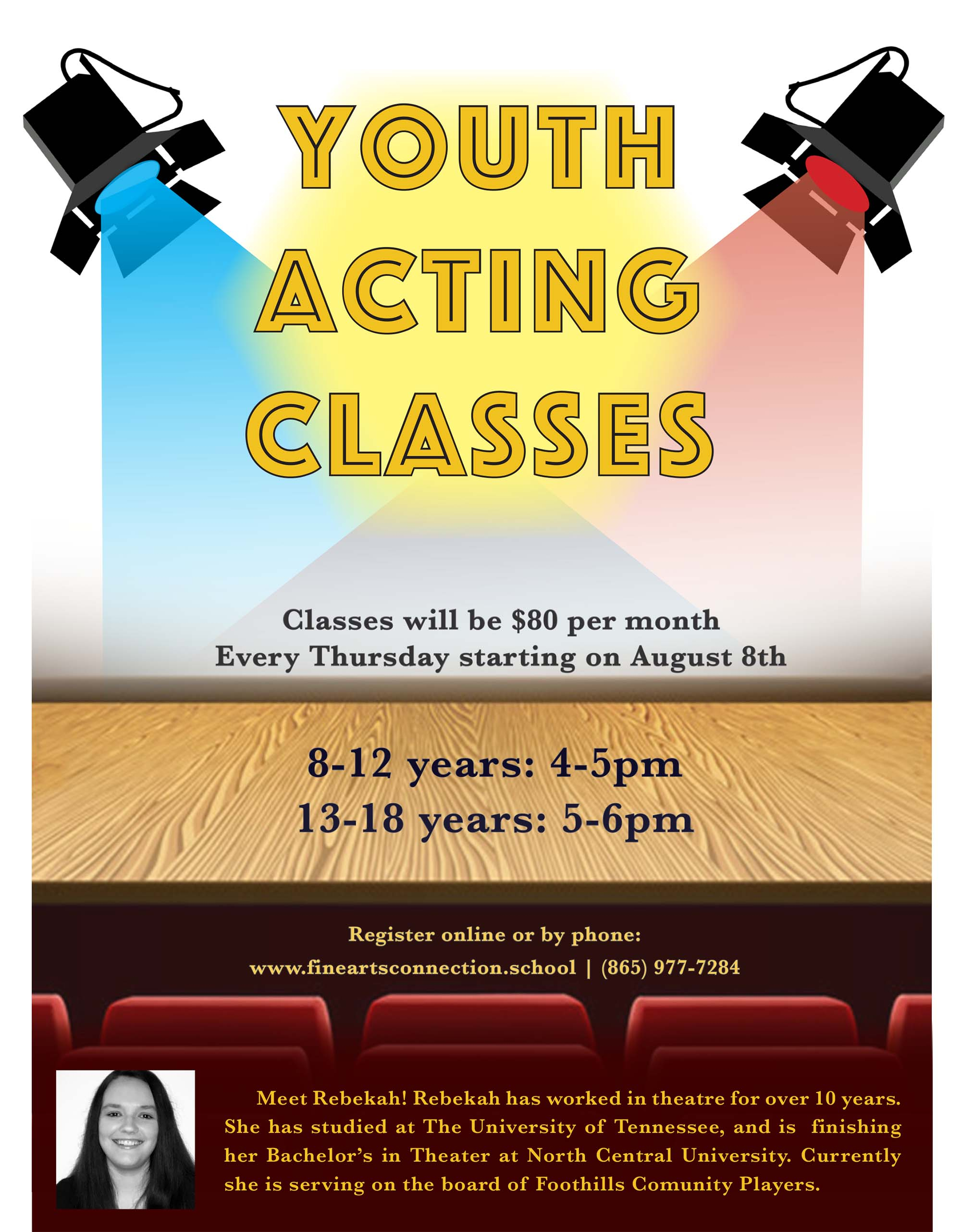 Youth Acting Classes